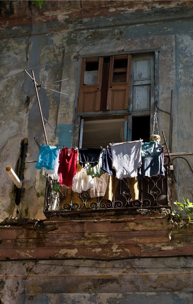 Wash Day: Havana Happenstance